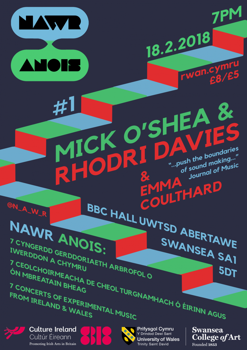 NAWR ANOIS #1 Poster